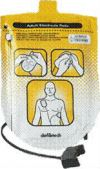 Adult Defibrillation Pads Package (DDP-100A) AED Defibtech AED Defibrillator