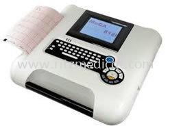 Medigate 12Ch ECG Machine  MeCa812i