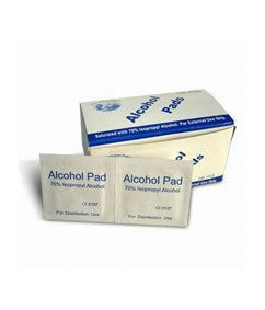 Alcohol Pad (100 pcs per box)