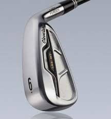 Cleveland 588 MT Steel IRONS