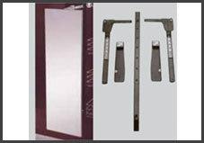 Swivel Mirror Kit