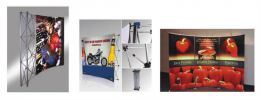 Pop-Up Stand Display Accessory Printing Service