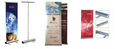Roll Up Stand Display Accessory Printing Service