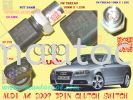 (CLS)   Audi A4 09y Clutch Switch Clutch Switch Car Air Cond Parts