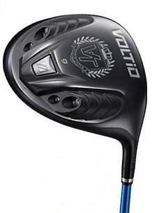 Katana 2013 VOLTIO BLACK Driver Tour AD GT-5 Graphite shaft