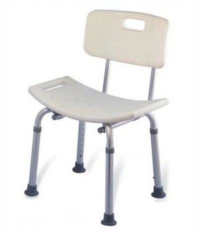 Bath Chair with back rest  Model SG-LY-02000501