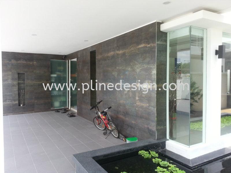 Car Porch Adda Height Project Other Jb Johor Bahru Design