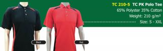 TC 210-5 Polo Shirt