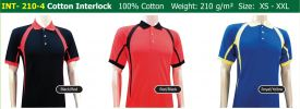 INT- 210-4 Polo Shirt