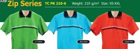 TC PK 210-6 Polo Shirt