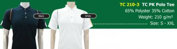 TC 210-3 Polo Shirt