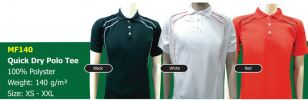 MF140 Polo Shirt