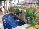 Water fountains, planter boxes Koi Pond Design and Build