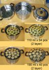 Bird's Nest Steam Cooker with bottles 燕窝蒸煮炉 Processing Accessories 燕窝加工配件