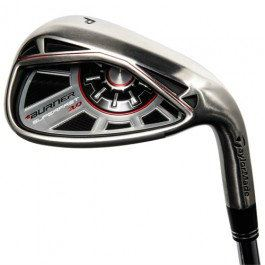 Taylormade Men's Burner 3.0 Graphite Irons 5-9,pw,sw