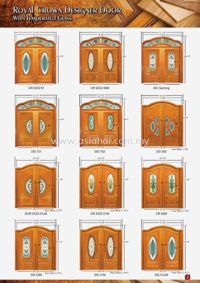 Wooden Door 12