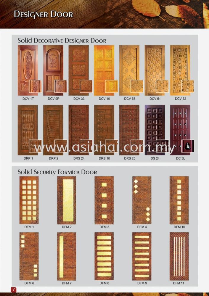 Wooden Door 7 Wooden Door Door Johor Bahru Jb Malaysia