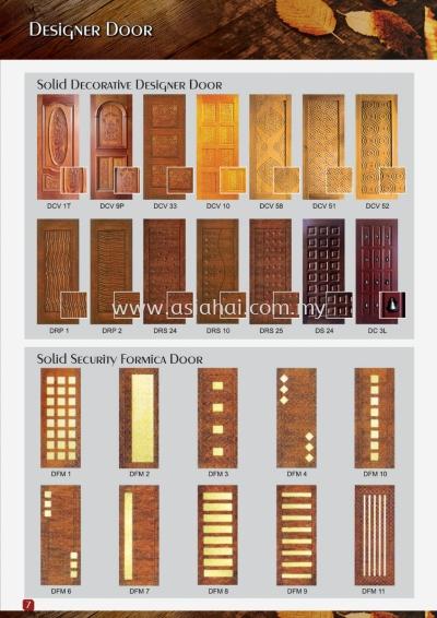 Wooden Door 7