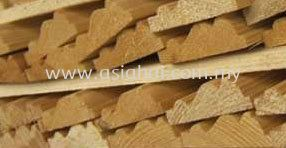 Timber Moulding