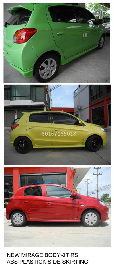 2013 NEW MIRAGE BODYKIT RS