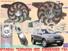 (CDS)  Hyundai Terracan HCC Condenser Fan  Condenser Fan Car Air Cond Parts