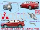 (H&P)  Mitsubishi Laser Liquid Tube Hose ,Pipe Car Air Cond Parts