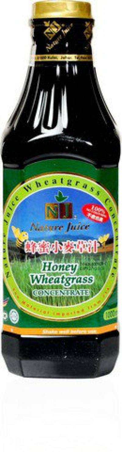 NJ Honey Wheatgrass Concentrate