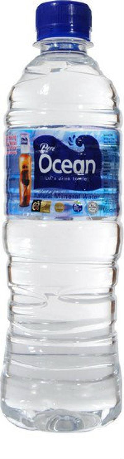 Ocean Mineral Water 500ml