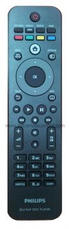 RD-01BRPH (original) PHILIPS BLU-RAY DVD REMOTE CONTROL PHILIPS DVD REMOTE CONTROL