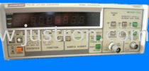 Advantest TR5834 Pulse Jitter Counter Advantest