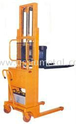 1 Ton Hydraulic Stackers (Semi-Auto Battery)