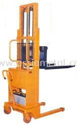 1 Ton Hydraulic Stackers (Semi-Auto Battery)