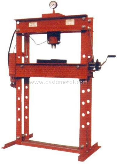 20-50 Tons Air & Manual Hydraulic Press