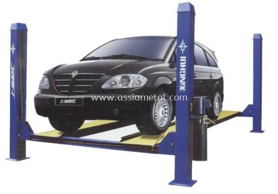 4 Tons Hydraulic 4-Post Lift