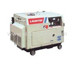 Air Cooler Diesel Generator Silent Type