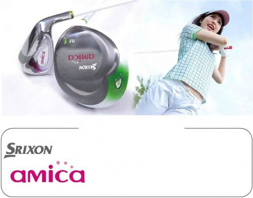SRIXON ����amica���� Ladies�� Golf Driver
