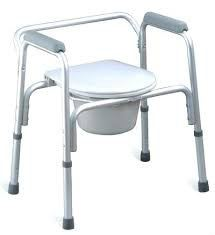 Standard Commode Chair