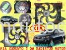 (RDT)   Kia Sorento 3 DW Radiator Motor Radiator Motor Car Air Cond Parts
