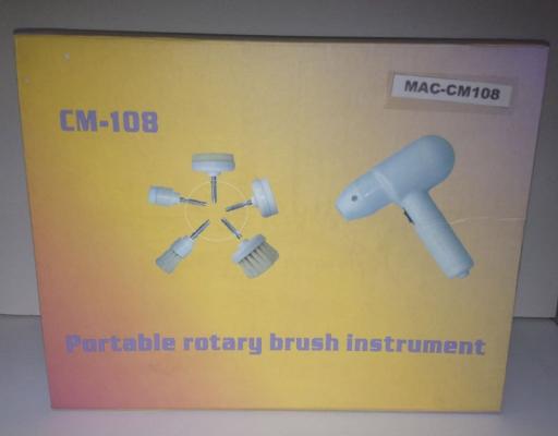 Portable Rotary Brush Instrument ����ëˢ�� CM-108