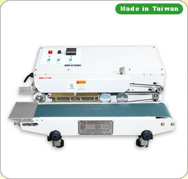 WD-533 Continuous Sealing Machine