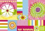 2-906_Mix_Match_prn Komar Photomural Vol:14 Wallpaper (0.53m x 10m)