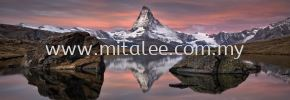 4-322_Matterhorn_prn Komar Photomural Vol:14 Wallpaper (0.53m x 10m)