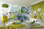 8-471_Monsters_University_Interieur_i Komar Photomural Vol:14 Wallpaper (0.53m x 10m)