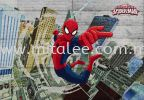 8-467_Ultimate_Spiderman_Concrete_m Komar Photomural Vol:14 Wallpaper (0.53m x 10m)