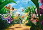 8-466_Fairies_Meadow_m Komar Photomural Vol:14 Wallpaper (0.53m x 10m)