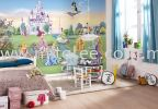 8-414_Princess_Castle_Interieur_i Komar Photomural Vol:14 Wallpaper (0.53m x 10m)