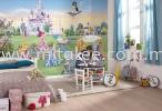 8-414_Princess_Castle_2_Interieur_i Komar Photomural Vol:14 Wallpaper (0.53m x 10m)
