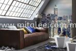8-913_Skyline_Interieur_i Komar Photomural Vol:14 Wallpaper (0.53m x 10m)