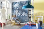 8-909_Jeans_Interieur_i Komar Photomural Vol:14 Wallpaper (0.53m x 10m)