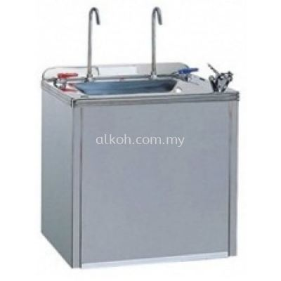 Alkoh Water Cooler Model A100 Hot/Cold